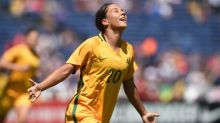 Sam Kerr: 'When the goals come you have more fun – it's a ripple effect' | Matthew Hall