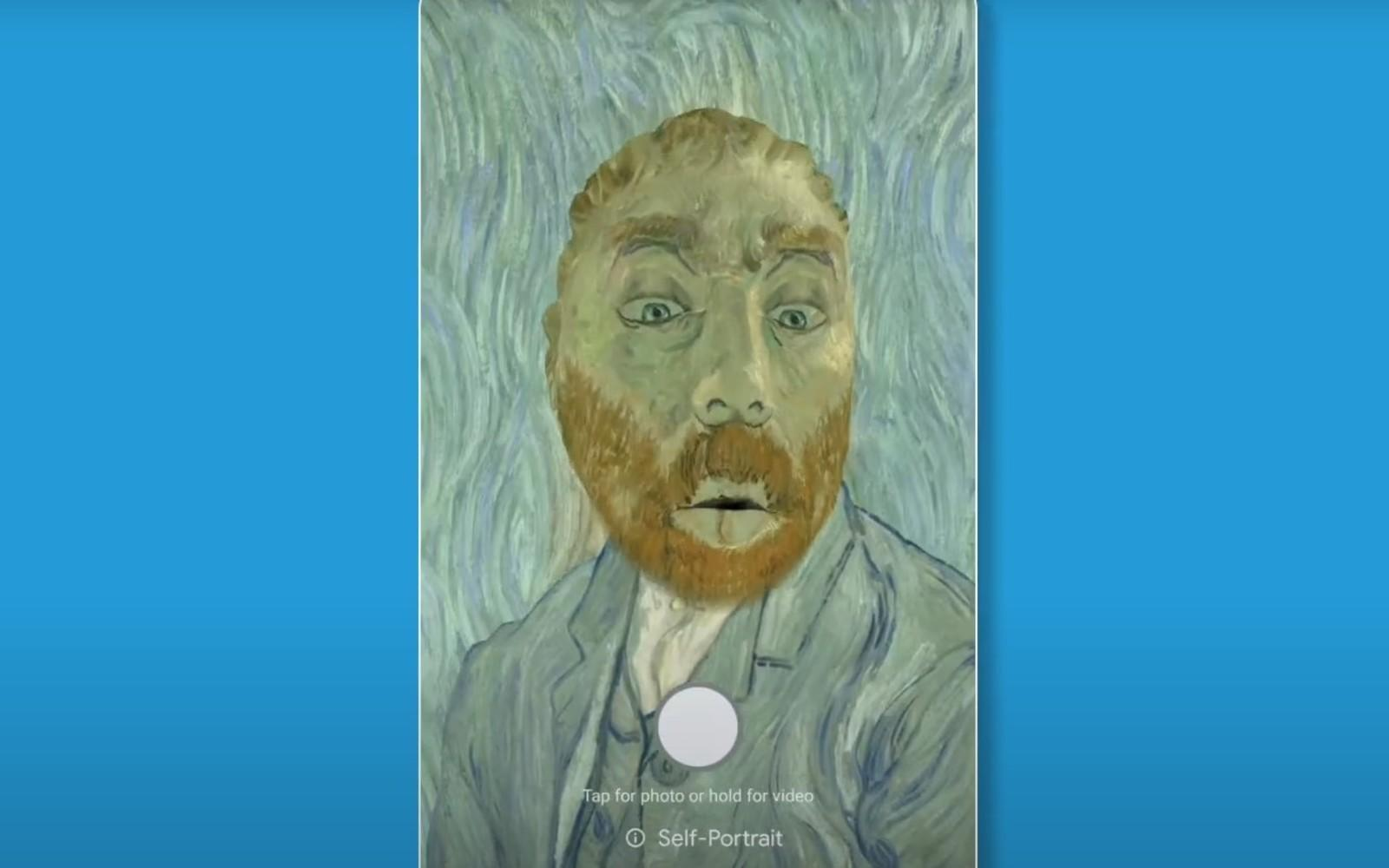 Google Arts & Culture app lets you turn yourself into a Van Gogh painting | Engadget