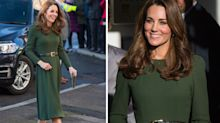 Kate's Beulah London dress has a touching story behind it