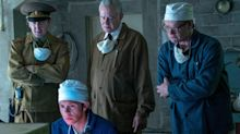 Stellan Skarsgard on his fake eyebrows in 'Chernobyl' and why HBO makes shows that Hollywood can't