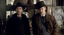 Warner Bros. and Team Downey Set Writers' Room for 'Sherlock Holmes 3'