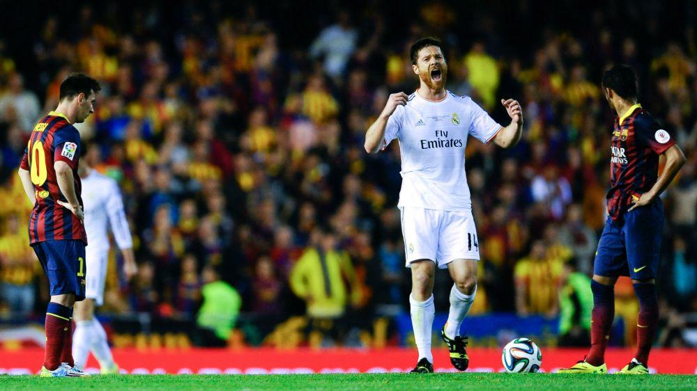Xabi Alonso regresa al Santiago Bernabéu a lo grande