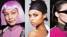 NYFW Fall 2018 Drugstore Hair Trends