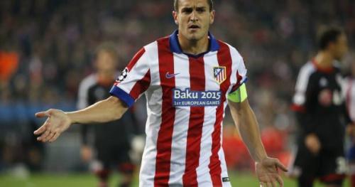 Foot - ESP - Atlético - Atlético : Koke jusqu'en 2024