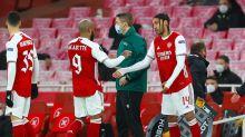 Pierre-Emerick Aubameyang: Arsenal captain defended by Alexandre Lacazette following criticism of his form