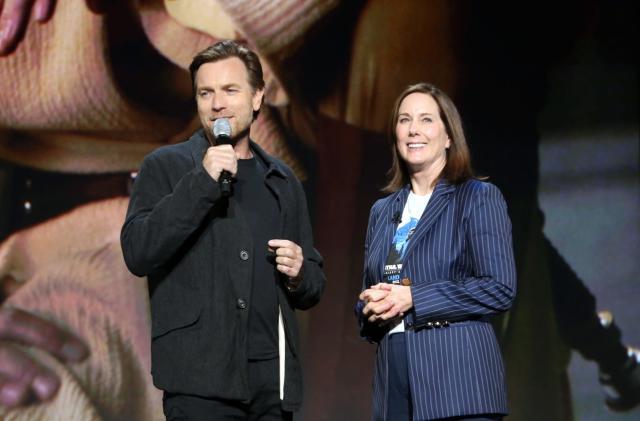 Ewan McGregor will play Obi-Wan Kenobi again in a new 'Star Wars' show
