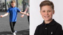 Ballet dancer and TV star Jack Burns dies suddenly at 14