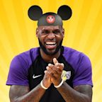 LeBron James Is Going Back to Disney World