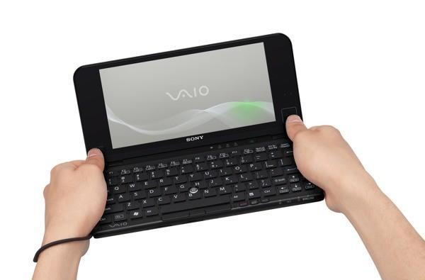 Sony VAIO P Series gets an accelerometer, touchpad (Updated: starts at $799)