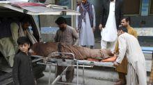 Stampede kills 11 Afghans seeking visas to leave country