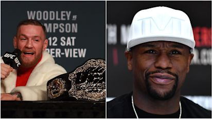 Sugar Ray Leonard: Mayweather vs. McGregor one of biggest mismatches in boxing history