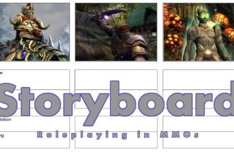 Storyboard: The RIFT project - week 1