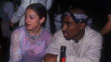 Tupac rompió con Madonna por ser blanca