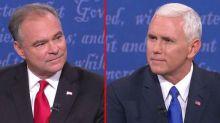 The Veep Late-Night Debate: Pence Wins