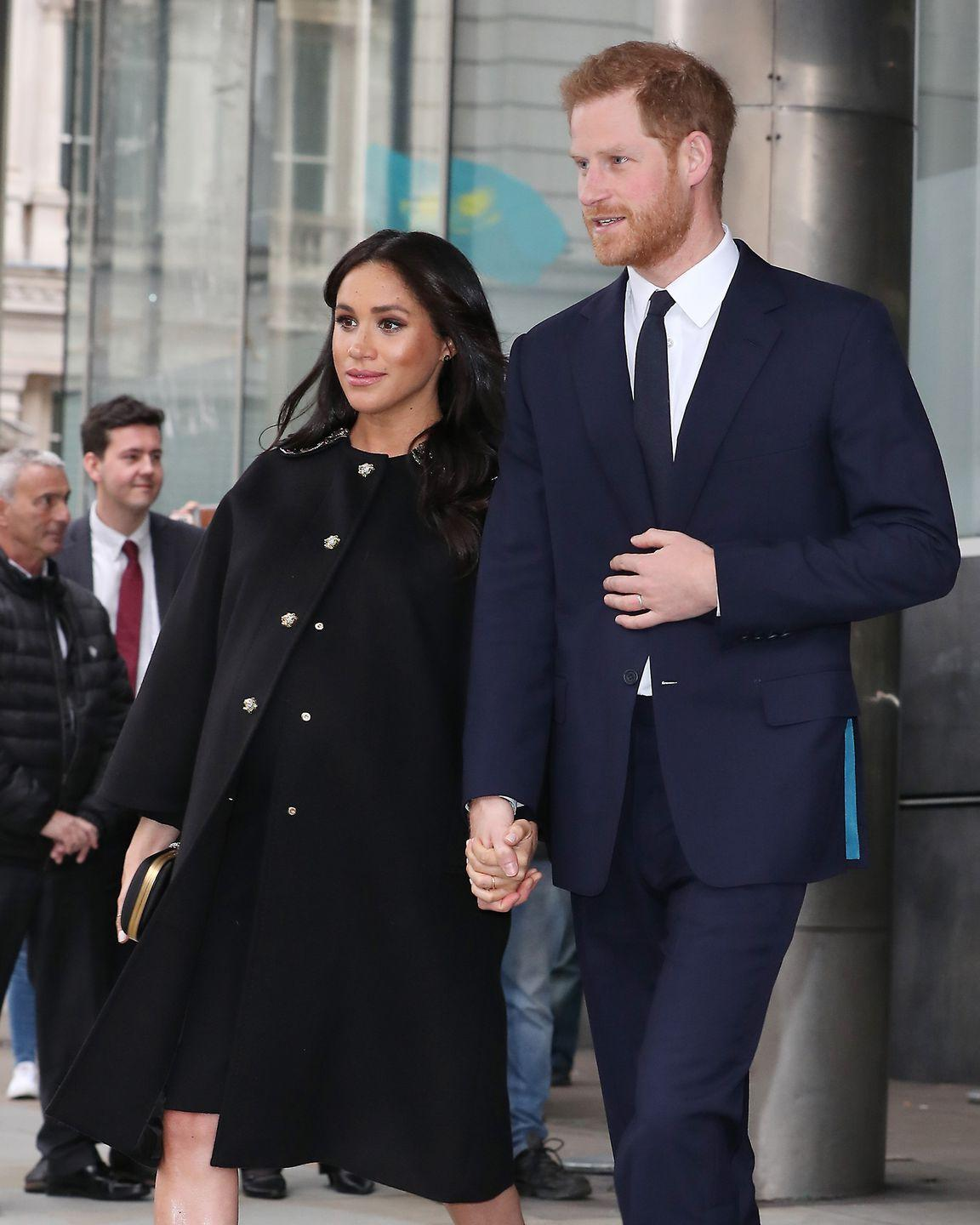 How Baby Sussex Is Raising Thousands For Meghan Markle's