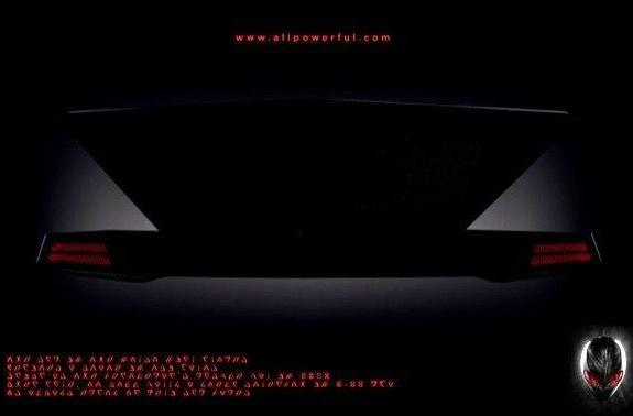 Alienware's Allpowerful laptop teases with riddles