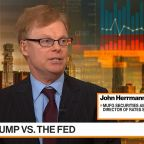 Fed Should Slow Down the Pace of Rate Hikes, MUFG's Herrmann Says