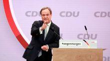 El centrista Laschet sucede a Merkel al frente de la CDU