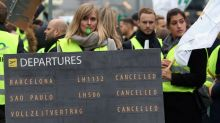 If Lufthansa doesn't make concessions, we'll announce strikes: union