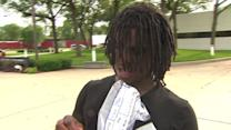 Raw: Chief Keef leaves court