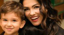 Suzana Alves encara a maternidade com sinceridade: 'Procuro julgar menos e viver mais'