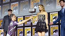 Natalie Portman Is 'Very Excited' to Play Mighty Thor as She Prepares to 'Get Jacked' for Marvel Return