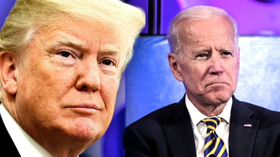 Trump doubts intelligence of 'Sleepy Joe' Biden