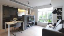 【設計變法】廿餘年居屋大翻新 擴大客廳 廚浴大升級