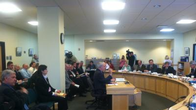 Former Head Of MTA Grilled By Lawmakers