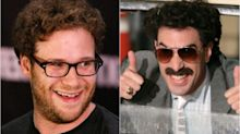 Borat 2: Seth Rogen has seen Sacha Baron Cohen sequel six times and 'can't wait to watch it a seventh'