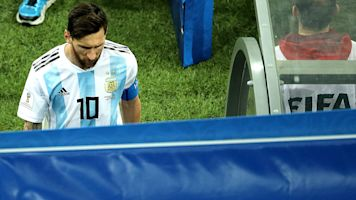World Cup 2018: Lionel Messi a magician who has his disappearing act down cold