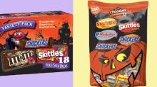 Hurry! Amazon has all of the Halloween candy you need up to half off right now