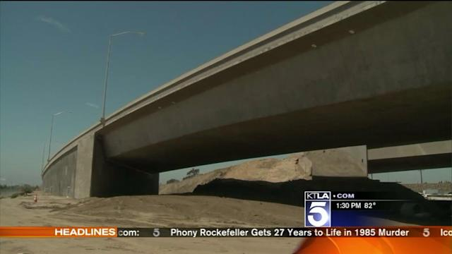 O.C. Braces for `Bridge Bash` 405 Freeway Closure