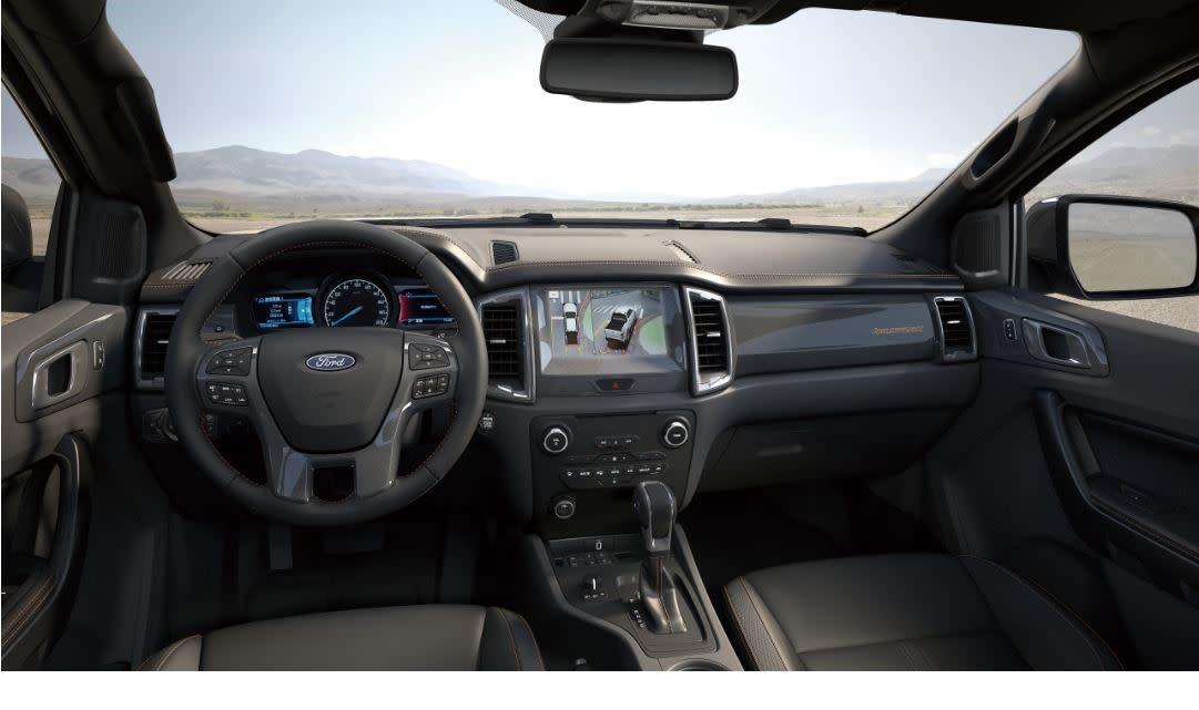 Ford Ranger德州騎兵版八月限定 139.8萬起,運動型新增環景輔助系統