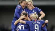 Kerr opens Chelsea account in thumping win