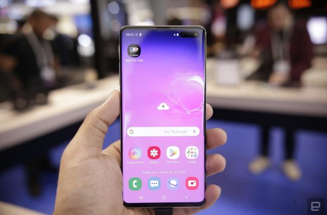 T-Mobile will offer the Galaxy S10 5G starting June 28th