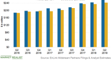 EnLink Midstream Partners Is Up ~13% since Its Q2 2018 Results