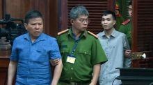 Australian citizen jailed in Vietnam for 'terrorism'