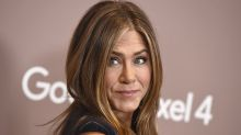 Jennifer Aniston reveals she had a 'stalker account' prior to officially joining Instagram