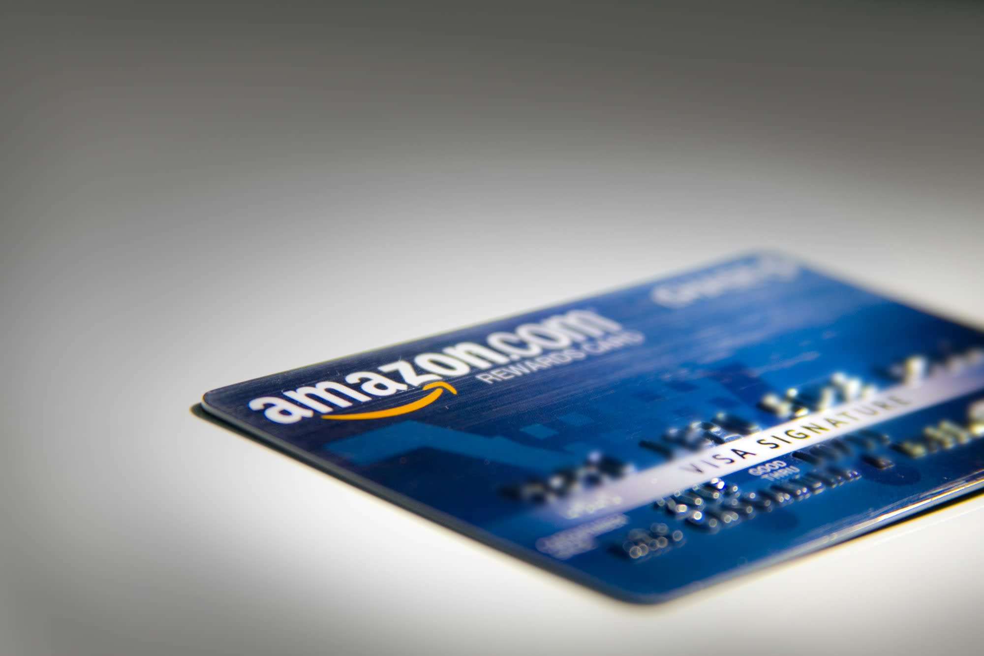 Amazon.com credit card