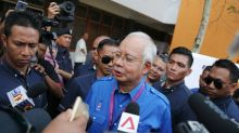 Najib and son win Pekan Umno election uncontested