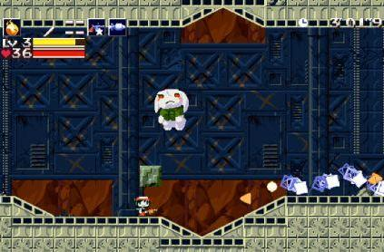 Cave Story+ out for the Mac App Store with new content