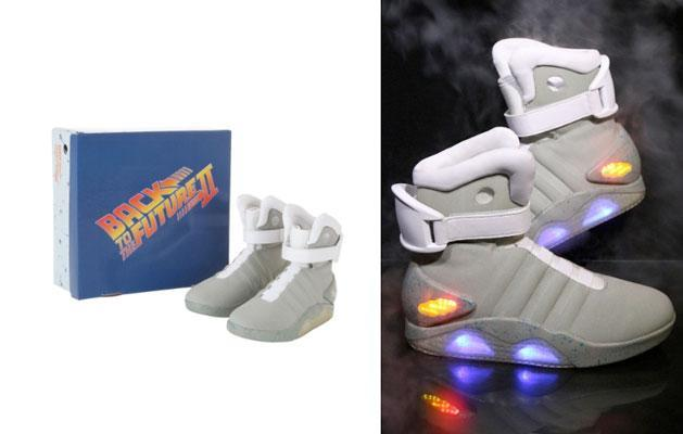 You can now buy Marty McFly's light-up high-tops for under $100
