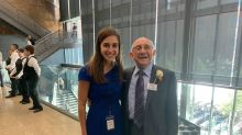 As numbers dwindle, Holocaust survivor Max Glauben worries new generations are forgetting