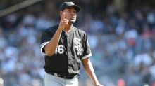 99589443f5370 Ivan Nova gets nostalgic in first start as an opponent in Yankee Stadium
