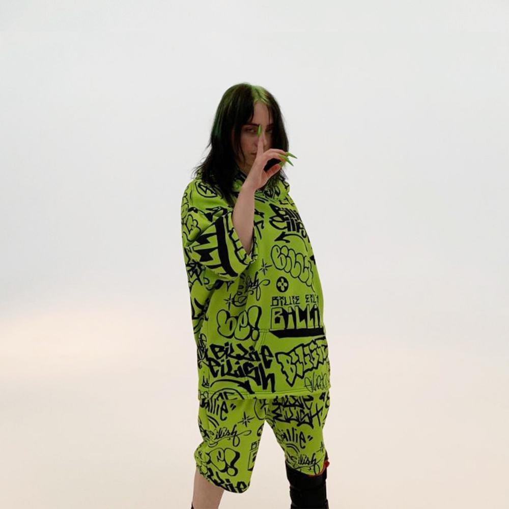 Stop Everything Because Billie Eilish Dropped A Limited Edition Collection