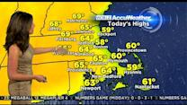 WBZ AccuWeather Morning Forecast For June 3