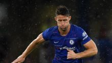 Gary Cahill's 'heart is still in Chelsea' as Olivier Giroud urges defender to stay