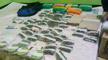 Police nab 2 suspected marijuana suppliers in Pasig City