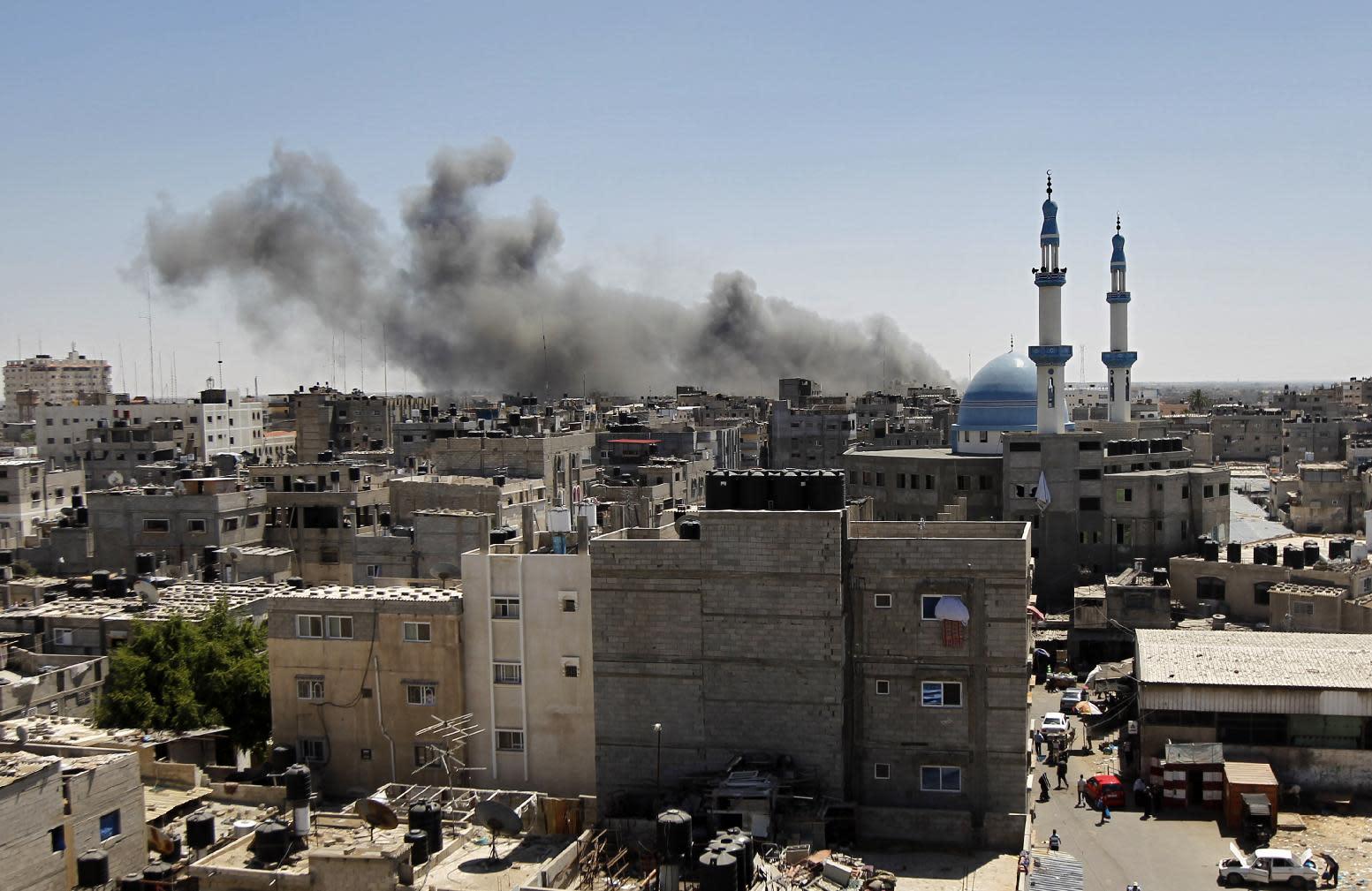 US warns against Israeli ground invasion of Gaza